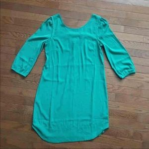American Eagle Outfitters Dresses - American Eagle green dress size 10